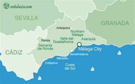 costa sol guide andalucia