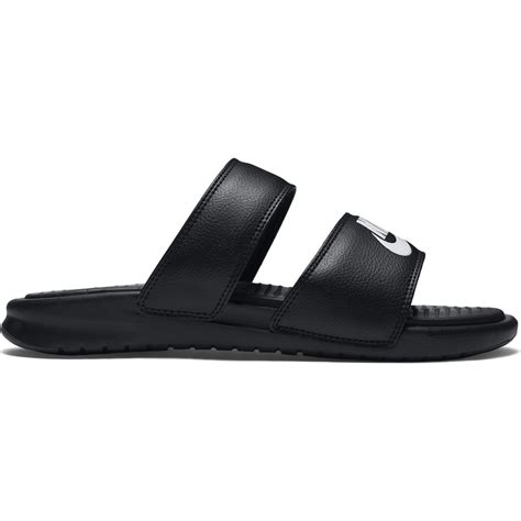 nike bati slide ii sandals nike benassi duo ultra slide sandal black white