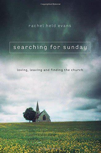 Charming Leaving Church A Memoir Of Faith #4: Searching_for_Sunday_aqcjgv.jpg