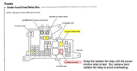 electric window relay wiring wiring diagram with description