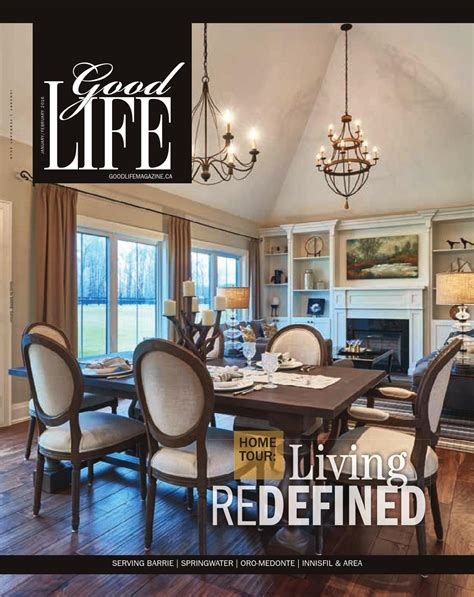 home decor stores barrie goodlife barrie january february 2016 by goodlife magazine