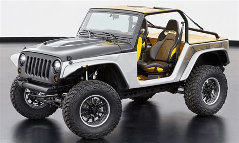 Jeep Generations Next Jeep Wrangler Details Revealed By Chrysler