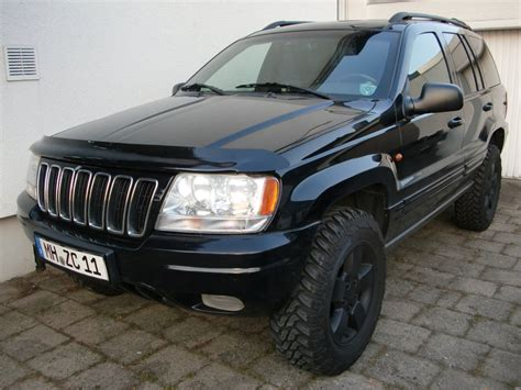 Jeep Grand Cherokee Wj Tieferlegung by Grand Cherokee Wj Umbau