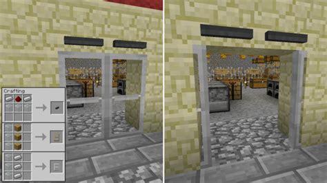 malisis doors minecraft mods