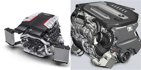 Audi 6 Zylinder Diesel by Bmw Versus Audi The Multi Turbo Diesel Engine Battle