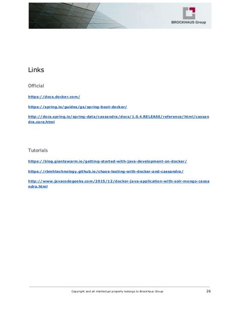 docker tutorial exle m2m infrastructure using docker
