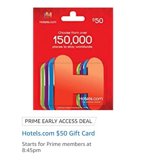Quick Thoughts Amazon Gift Card - 40 for 50 hotels com gift card tonight frequent miler