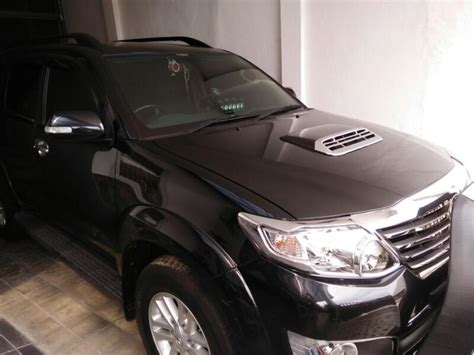 Accu Mobil Fortuner jual cepat toyota fortuner 2014 vnt turbo g2 5 at