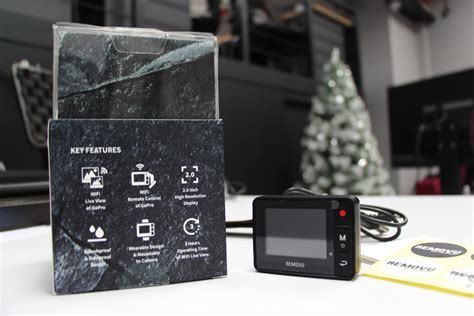 Jc02 Removu R1 Live View Remote For Gopro Hero3 Hero3 Hero4 look removu r1 live view remote for gopro cameralah gopro