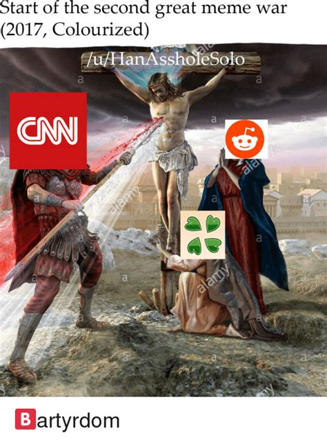 Meme War Pictures - start of the second great meme war 2017 colourized cnn