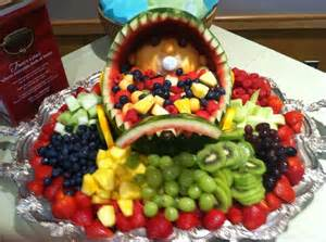 Baby Shower Fruit Basket by 17 Best Images About Baby Shower On Baby