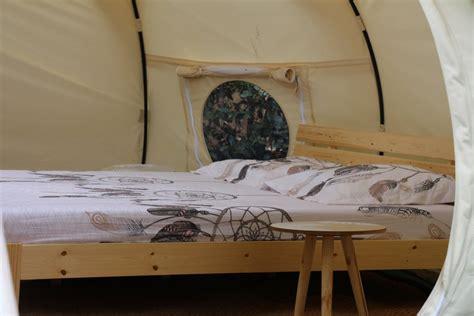 Tente Lit Bébé by Ch 226 Taigne Familiale Tente Et Tente Lodge En Gard