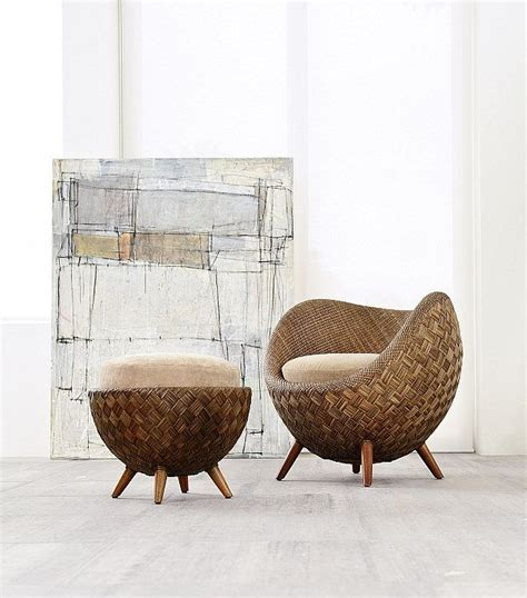 fancy rattan chair la collection for modern