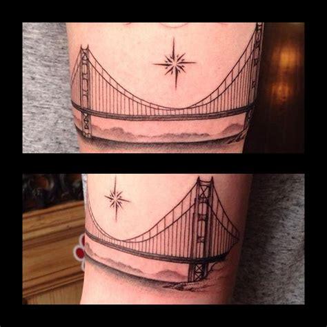 golden gate bridge tattoo designs best 25 tattoos ideas on