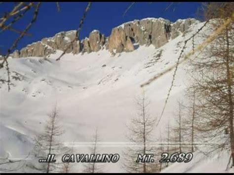 scialpinismo in comelico 2009 (1° parte) youtube