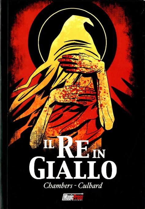 il re giallo magic press il re in giallo il fumetto il re in