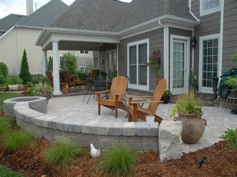 Paver Patio Design Ideas Brick Paver Driveway Designs Backyard Patio Designs Pictures