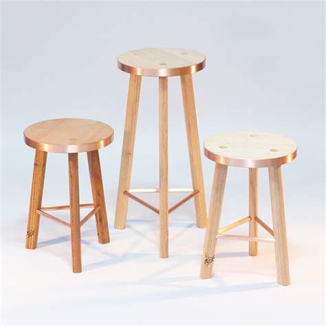Calypso Home Bar Stools by Best 25 Copper Stool Ideas On Counter Design