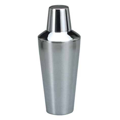 Shaker 750 Ml By Kitchenware tomkin cocktail shaker stainless steel 3pc 750ml on sale
