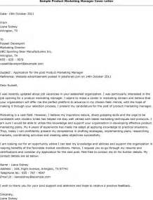 Advertising Manager Cover Letter by 31 Professional Cover Letters For Marketing Vntask