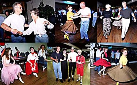 swing dancing kansas city 50 s greaser dance at kcsdc 12 june 1998