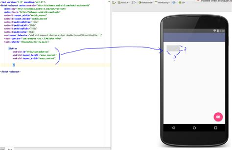 android studio layout width how to get android studio component button text etc