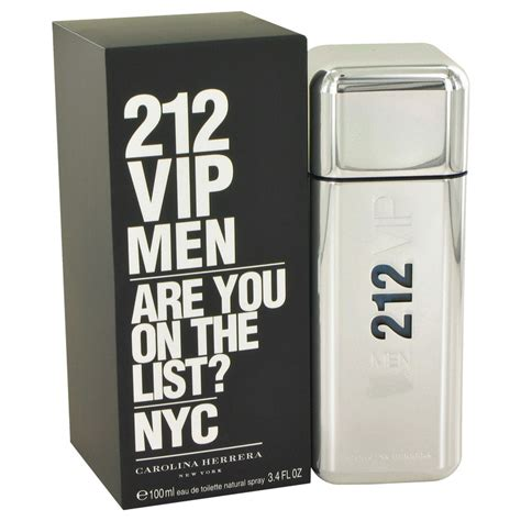 Best Seller 212 Vip Original Singapore 212 vip carolina herrera edt pentru barbati parfumuri albertine