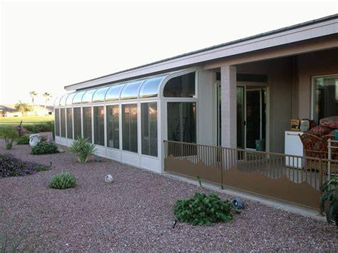 arizona room sunroom arizona enclosures and sunrooms