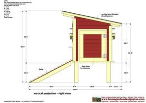Chicken Coop Floor Plans Chicken Coop Floor Plans Viewing Gallery