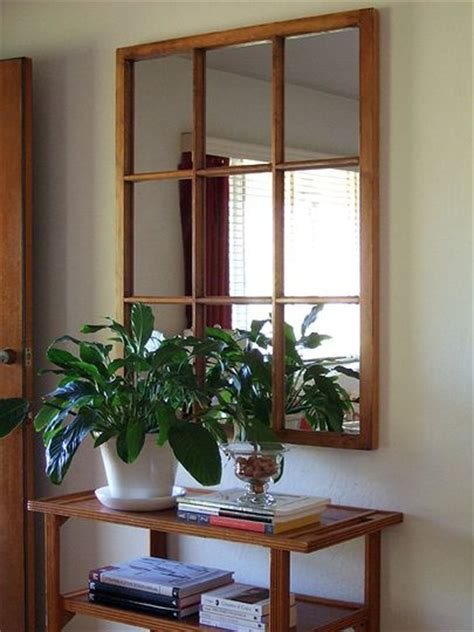 7 mirrors that look like windows style window and mirror