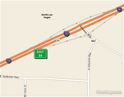 motor speedway traffic conditions exit 54 on i 15 bound in las vegas
