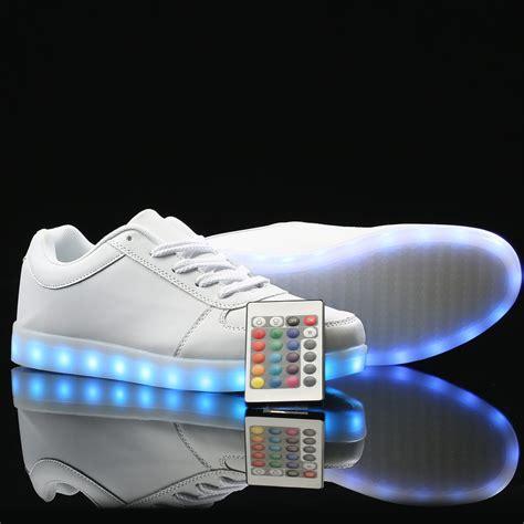 Lu Led Untuk Lu Tidur sko med lys i s 229 len sko med lys og hjul aliexpress