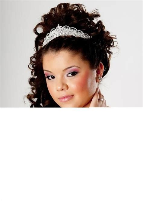 curly hairstyles quinceanera 15 best of long quinceanera hairstyles