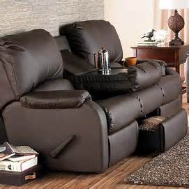 el ran 174 pasadena bonded leather reclining sofa with