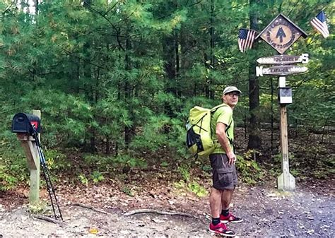 section hiker gear list practical light gear list appalachian trail adventure alan