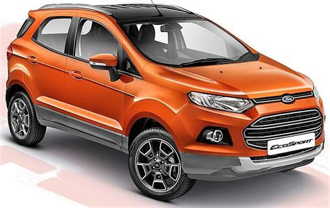 price of ford ecosport diesel in india ford ecosport price review pics specs mileage petrol html