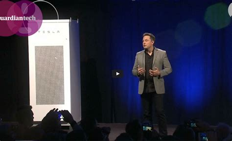 elon musk home battery tesla s powerwall home battery is already sold out through