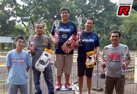 Rd Jakarta rc rc car news 187 bowie ginting wins jakarta grand