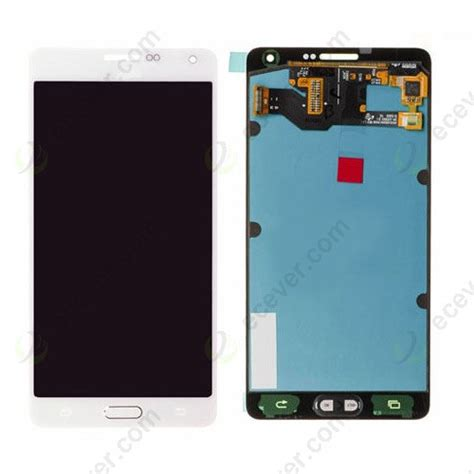 Lcd Galaxy A7 white lcd display touch screen assembly for samsung galaxy a7