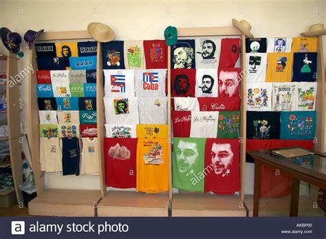 best t shirt shop t shirt display shop cuba stock photo royalty free