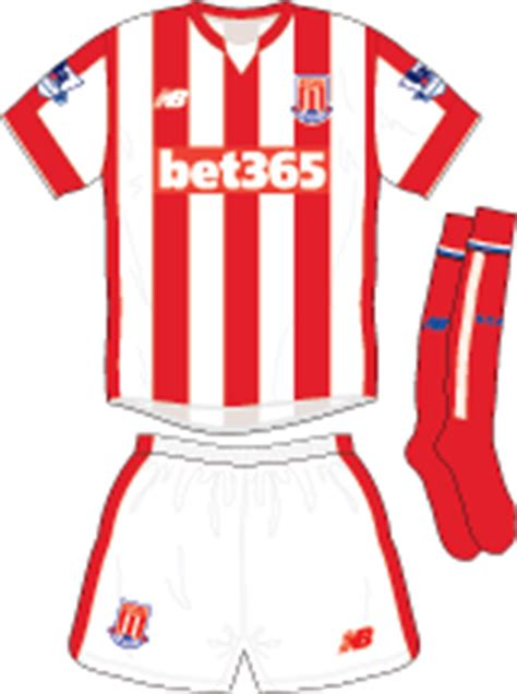 Stoke City Home 1516 Official stoke city fc 2