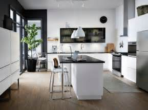 White Kitchen Islands With Seating 206 Lot Central Cuisine Ikea En 54 Id 233 Es Diff 233 Rentes Et