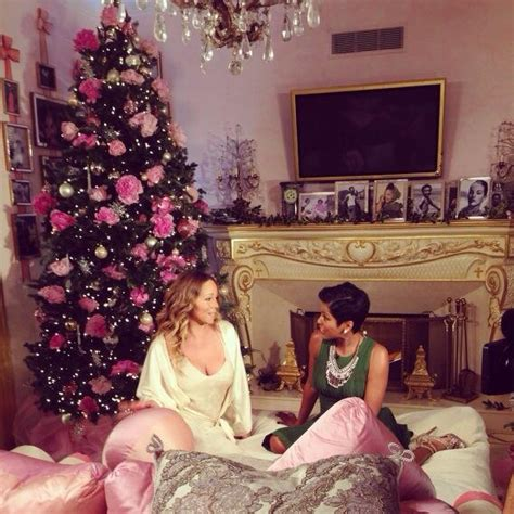 mariah carey dog house celebrities prepare for christmas on instagram photo 1