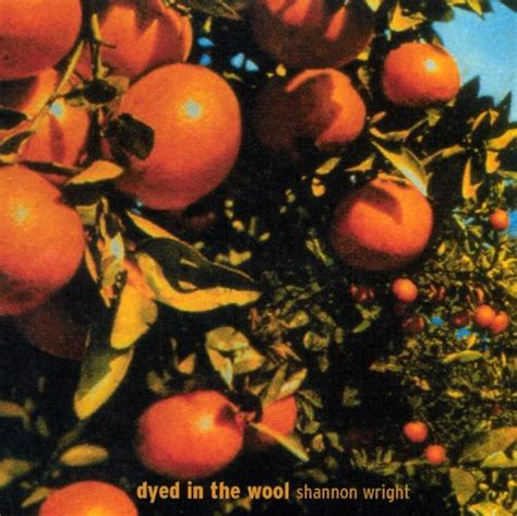 Dyed In The Wool dyed in the wool shannon wright songs reviews