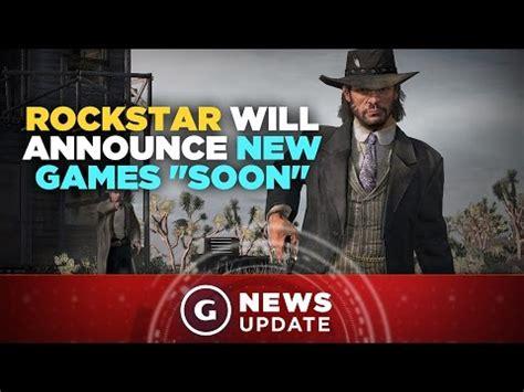 gta 5, red dead redemption developer rockstar will