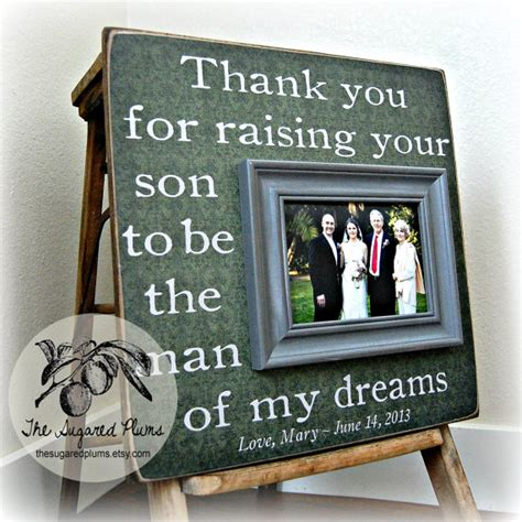 gift ideas for the inlaws of the groom in gift wedding gift for