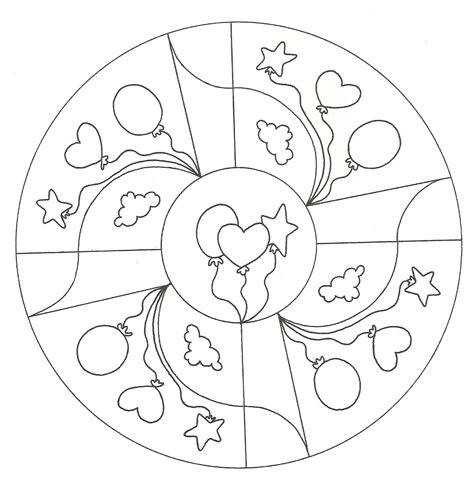 imagenes de mandalas sobre la naturaleza los pepinillos en vinagre mandalas divertidos para ni 209 os