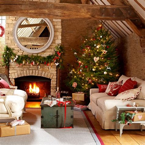 country christmas decorating ideas home keeping the christmas spirit alive 365 a modern country