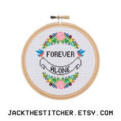 count funny cross stitches and patterns on pinterest