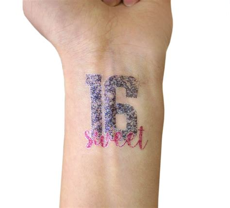 how to get a tattoo at 16 55 best images about sweet 16 on happy 16th